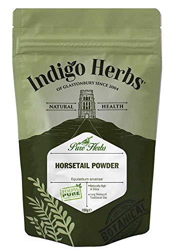 Indigo Herbs Paardenstaart Poeder 100g | Horsetail Powder
