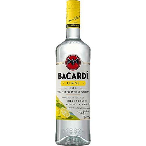 6 Flaschen Bacardi Limon 32% Vol. a 0,7L Flavored Limon