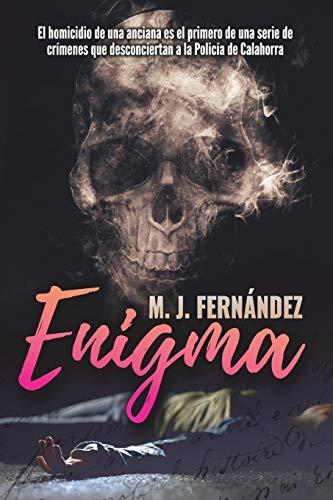 Enigma: (Argus del Bosque 02) Novela negra y policíaca