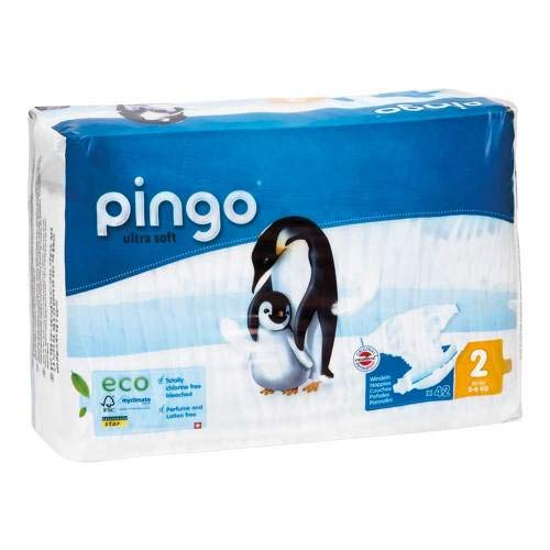 BIO WINDELN mini 3-6 kg Pinguin PINGO SWISS 42 St