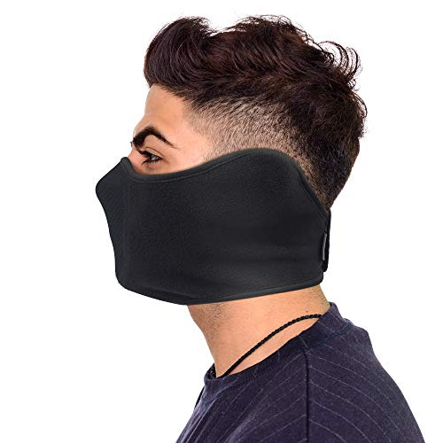 Omeneex Balaclava Half Face Mask with Earloop