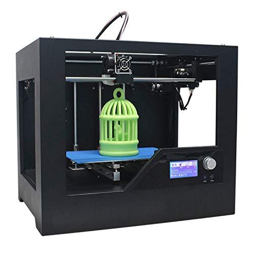 PAN-FR 3D Printer Imprimante Physique tridimensionnelle de Cadre en métal de Haute précision de Bureau de Z-603S 3D, Utilisation recommandée 1.75mm des approvisionnements d'impression