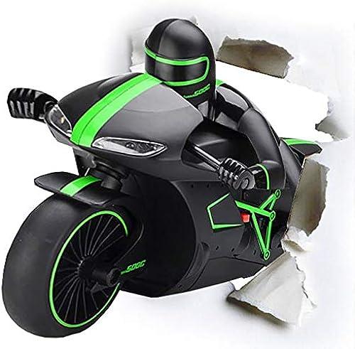 LIJUN Die Hochgeschwindigkeits-Fernbedienungsspielzeuge von Kindern Treiben  fl ige Fernbedienungsspielzeuge, die gegen fallendes Vier-Wege-Motorrad Aufladen