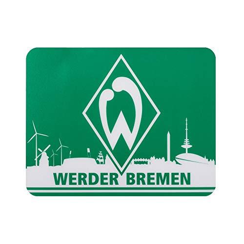 SV Werder Bremen - Super Slim Mousepad / Mauspad Fan Edition - Skyline