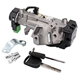 NewYall Ignition Switch Lock Cylinder Assembly