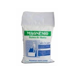 Sales Baño Magnesio 2 Kg de Santa Isabel