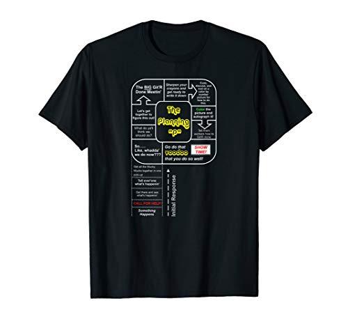 EMERGE GEAR Emergency Management Planning P T-Shirt