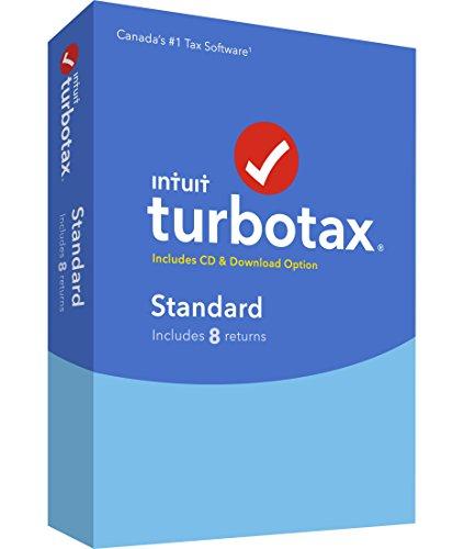 TurboTax, Standard 2019, 8 returns
