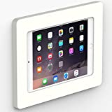 VidaMount White On-Wall Tablet Mount Compatible with iPad Mini 4 & 5