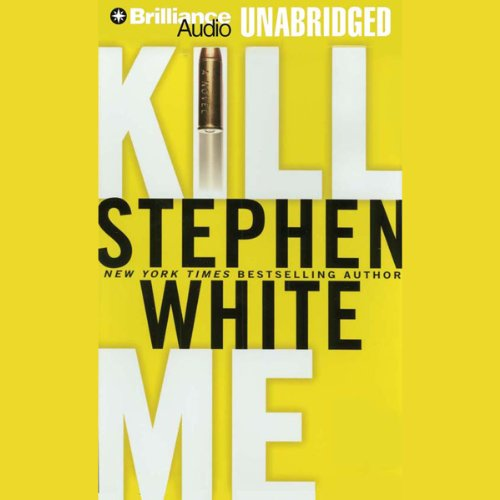 Kill Me audiobook cover art