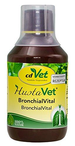 cdVet Naturprodukte - 120 - Sirop pour chien - 250 ml