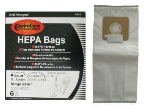 Commercial Indoor Vacuum Bags
