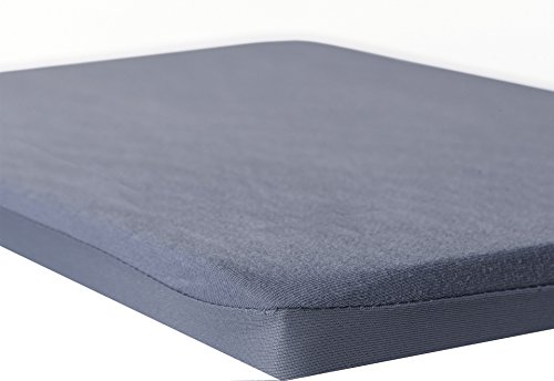 BSensible Drap Housse de Protection en Tissu 105 x 190 cm Azulina