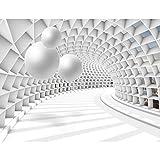 Papel pintado fotográfico, 3D, papel pintado para pared, imágenes XXL para pared100 % hecho en Alemania.Papel pintado Runa 9223cP., C, 352 x 250 cm - 8 Bahnen