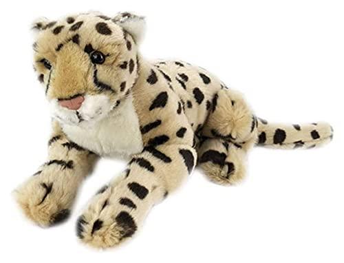 Cuina De Peluche 55 cm Caracteres de simulación Panther Jungle Relleno Peluche Juguete Juguete Hogar Sofá Decoración Yuechuang
