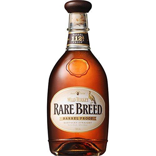 バーボンウイスキー ワイルドターキーレアブリード 700ml
