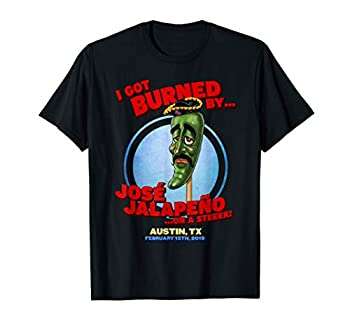 Jose Jalapeno On A Stick Austin TX Shirt