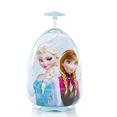 Disney Frozen Heys Polycarbonate Luggage Case [Anna and Elsa]