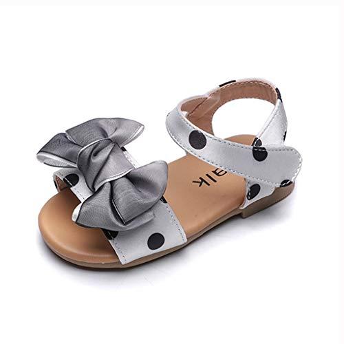 YWLINK Sandalias De Verano para NiñA Zapatos De Lunares con