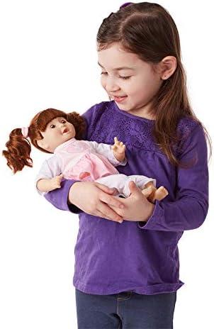 Melissa & Doug Brianna 12-Inch Doll
