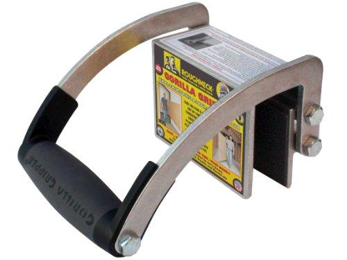 Sharplace L/ève-plaques Poign/ée Transporteur Panneau M/étal Porte Outil de Charge