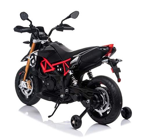 Indalchess Moto ELECTRICA Infantil Aprilia DORSODURO 12V