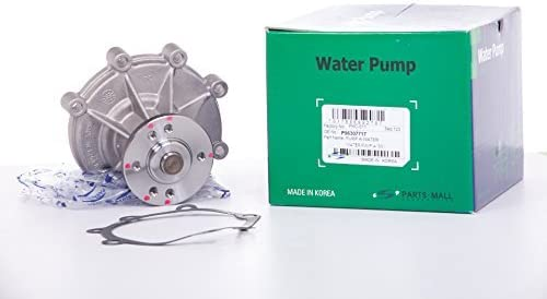 Parts-mall Water Pump cheap for Max 84% OFF Chevy Chevrolet 96307717 Epica Part: