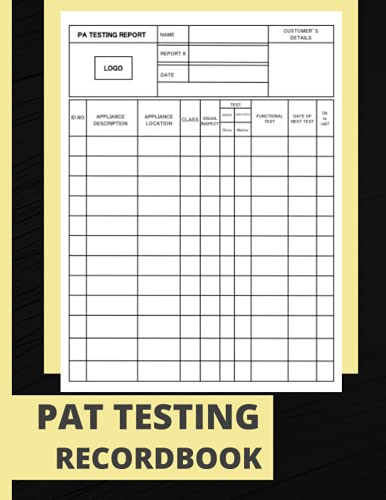 PAT Testing...