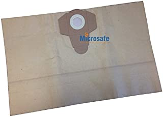 5 FILTRO Sacchetti tessuto non tessuto adatto per Parkside PNTS 1500 b3 SACCHETTO PER ASPIRAPOLVERE SACCHETTI