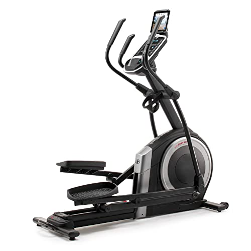 Nordictrack New C 5.5 Elliptical Trainer + 1-year iFit subscription included