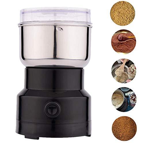 Esplic Multifunction Smash Machine, Tragbare Elektrische Kaffeemühle, Kaffeebohnengewürze Gewürze Mühle Pulver Maschine Für Zu Hause Und Im Büro