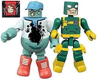 MARVEL Minimeert Series 65 Mascotte Deadpool & Bob Agent Van Hydra