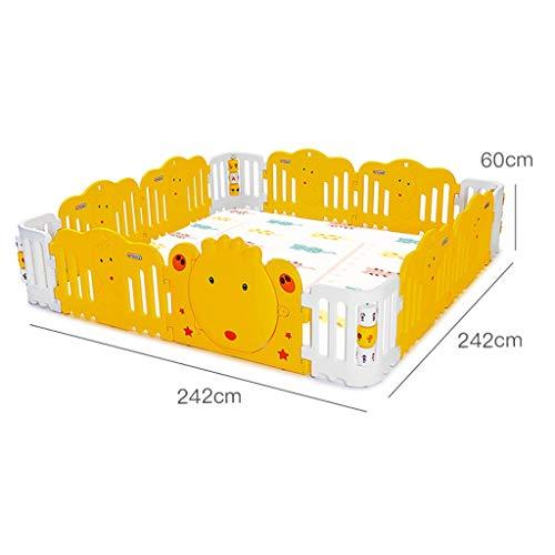 PNFP Kinder-Baby-hek, speelplaats, halenbad met glijbaan, multifunctionele babyplaypes, peuters, Activity Center