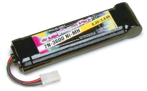 Graupner - 2490.7 - Gm Power Pack 3600 7N-3600 8,4V G2