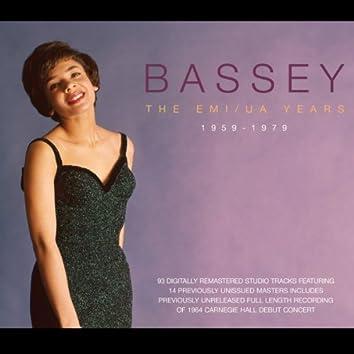 Bassey - The EMI/UA Years 1959-1979