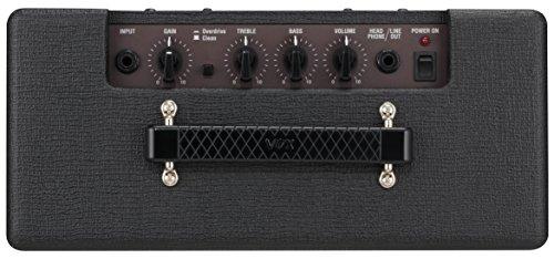 【セット買い】VOXコンパクトギターアンプPathfinder10自宅練習ファーストアンプに最適ヘッドフォン使用可クリーンオーバードライブ10W+キクタニギタースタンドラッカー塗装対応転倒防止用ゴム付属GS-101Bブラック