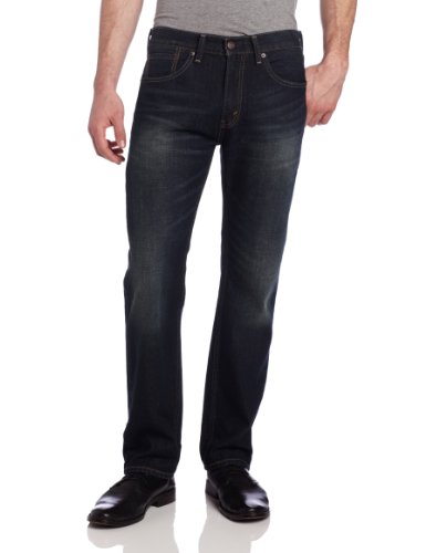 Levi's 505 - Jeans da uomo - Verde - 31W x 30L