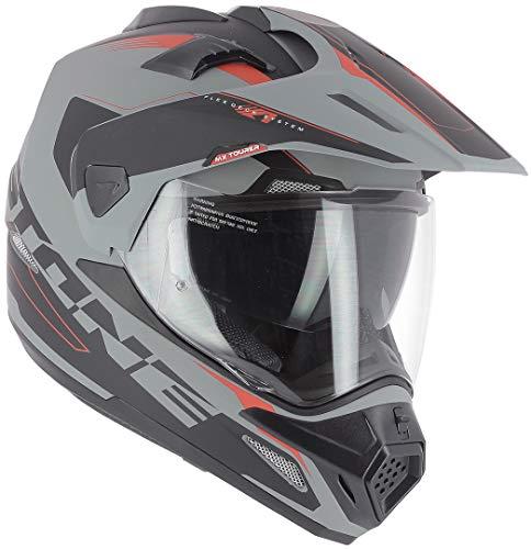 Astone Helmets tourer-advbrl Kopfhörer Tourer Adventure, Grau/Schwarz, M - 7