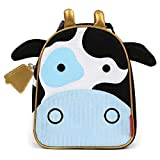 Skip Hop Zoo Lunchie Insulated Kids Lunch Bag, Cheddar Cow