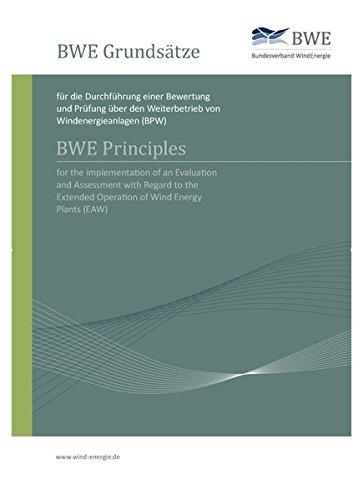 Grundsätze für die Durchführung einer Bewertung und Prüfung über den Weiterbetrieb von Windenergieanlagen: BWE Grundsätze