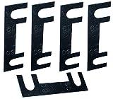 AERZETIX: 5x Fusibles lamina - 60A - para Portafusibles Alta Corriente - C10279