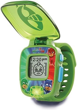 VTech-175883 Juguete Gekko PJ Masks Watch, Color Verde, 2.9 x 5.0 x 20.9 cm (175883)