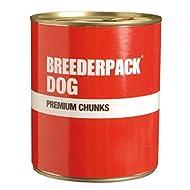 Breederpack Premium Chunks Giant Dog Food 6 X 800G