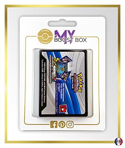 Box Myboost de 25 Cartas de código Pokémon Online