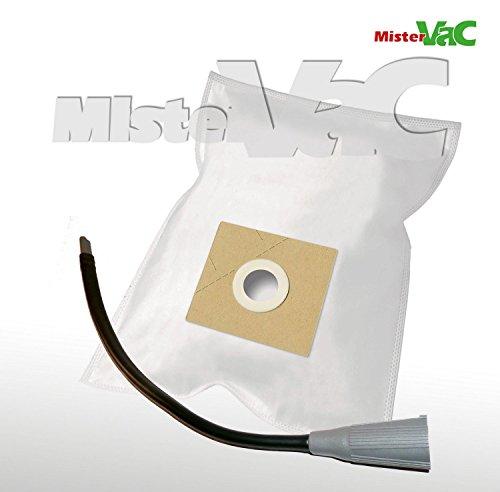 10x Staubsaugerbeutel + Flexdüse geeignet Tchibo/TCM 259397