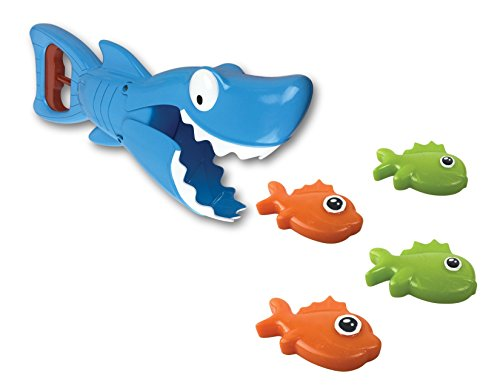 Float Zone Hungry Shark Giggle Grabber Toy