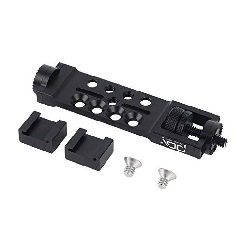 Anbee® CNC-Legierung Universal-Mount Halter für DJI Osmo X3 Handheld-Gimbal Kamera