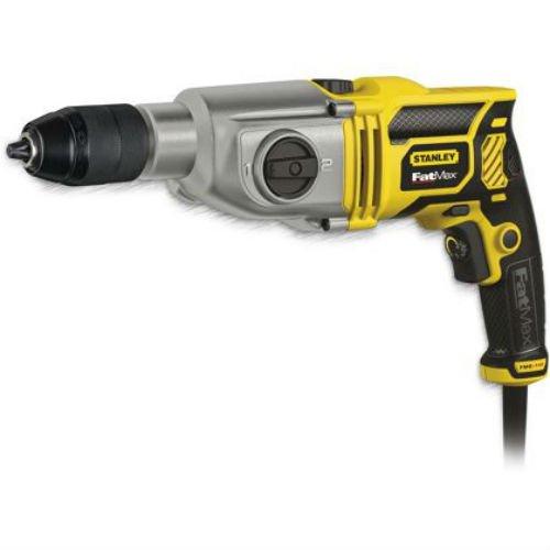 Stanley FatMax 850W 2 Gear Corded Hammer Drill FME142K