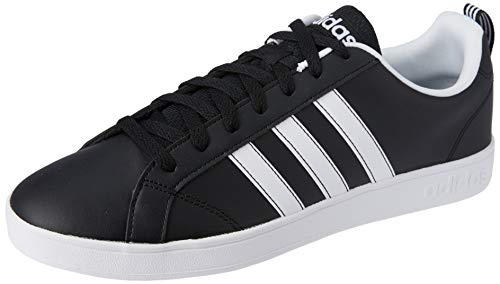 Adidas Vs Advantage, Zapatillas Unisex Adulto, (F992 Negro), 42 2/3 EU