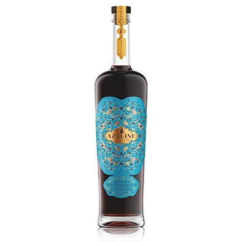 Azaline Vermouth Saffron Roux (1 x 0,75l) - Roter Wermut mit Safran und orientalischen Gewürzen